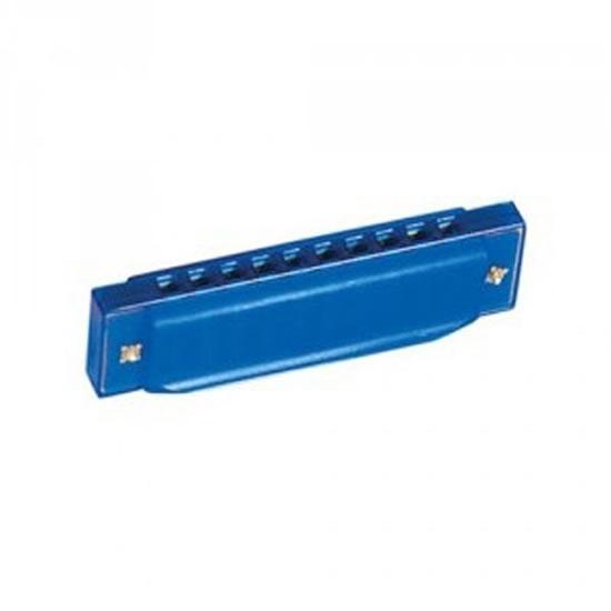 Foukací harmonika/modrá