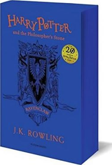 Harry Potter and the Philosopher´s Stone - Ravenclaw Edition