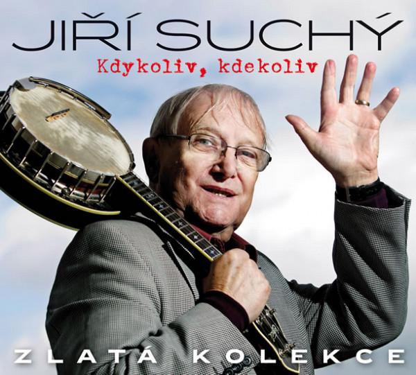 Kdykoliv, kdekoliv - Zlatá kolekce Jiří Suchý - 3 CD