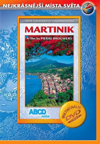 Martinik - Nejkrásnější místa světa - DVD