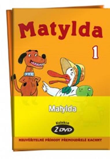 Matylda 1 - 2 / kolekce 2 DVD