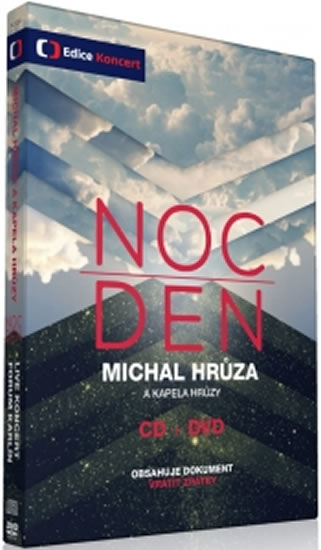 Michal Hrůza - Noc a den - CD + DVD