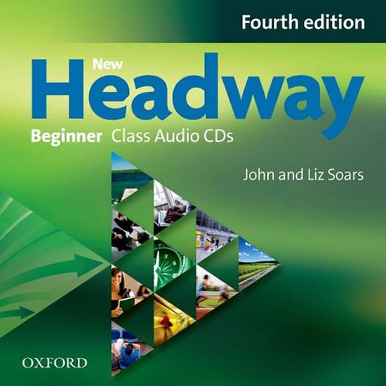 New Headway Fourth Edition Beginner Class Audio CDs /2/