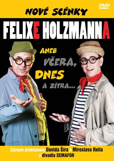 Nové scénky Felixe Holzmanna - DVD