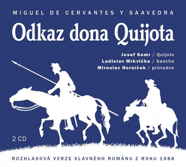 Odkaz Dona Quijota - 2CD