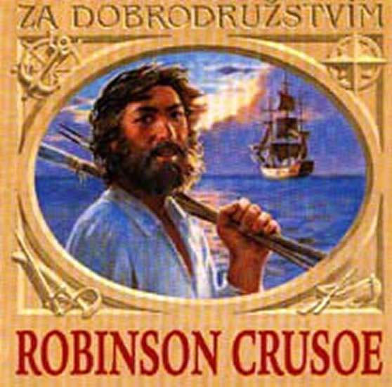 Robinson Crusoe - CD