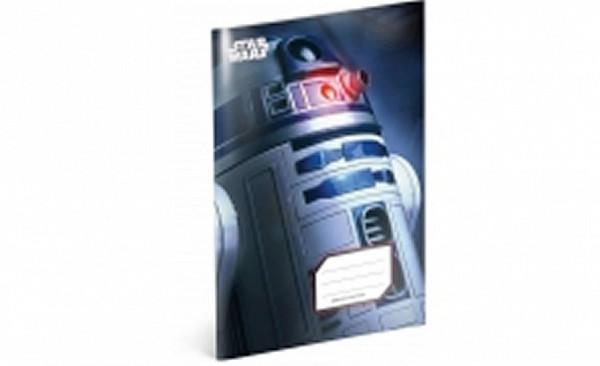 Sešit - Star Wars/R2-D2/A5 čtverečkovaný 40 listů