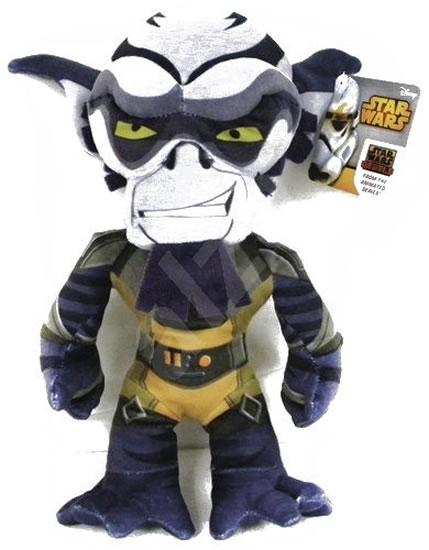 Star Wars Rebels - Zeb 25cm plyšová figurka