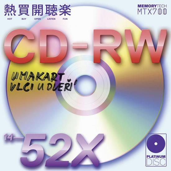 Umakart - Vlci u dveří CD