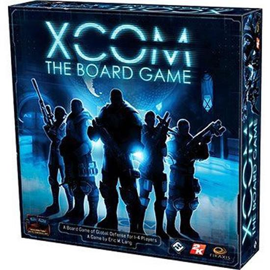 XCOM - Desková hra